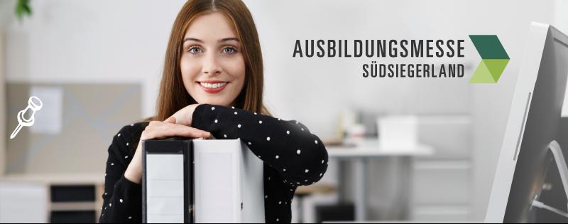 Ausbildungsmesse SüdSiegerland – Wir sind wieder dabei!